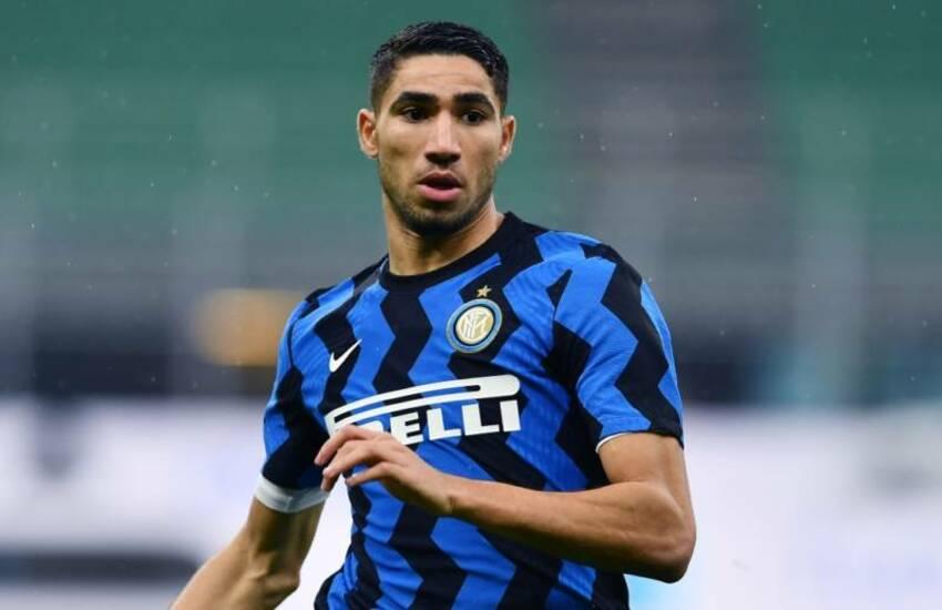 Serie A: Giudice sportivo, stop per Hakimi e Gasperini