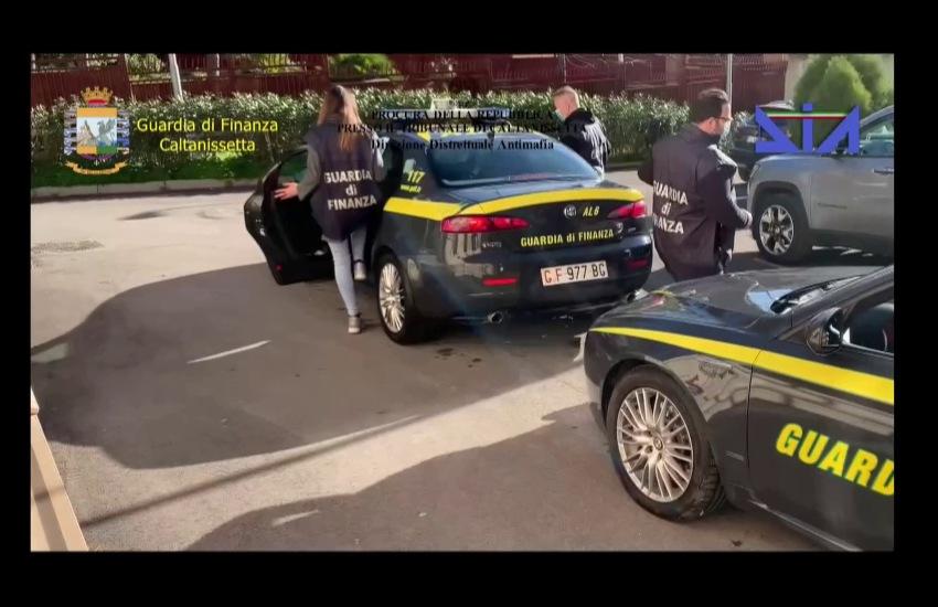Guardia di Finanza e D.I.A./Colpita Cosa Nostra gelese. Sequestrati beni e società per un valore di 68 milioni di euro a tre imprenditori di Gela