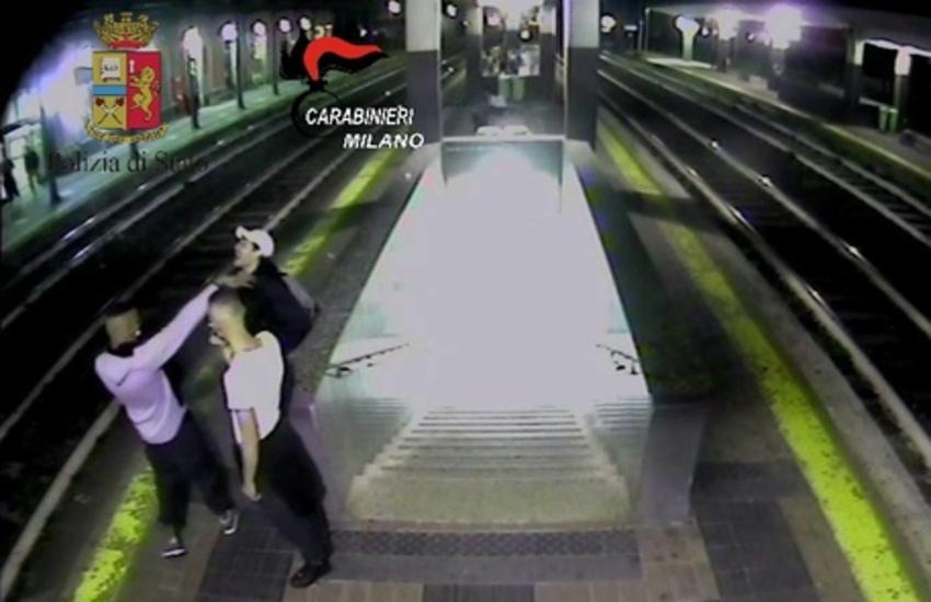 Rapine e furti su mezzi pubblici e stazioni, arrestate 6 persone