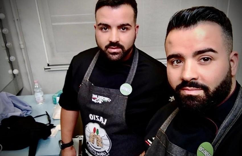 Buona la prima per i gemelli Maronna di Bassiano a Cuochi d'Italia