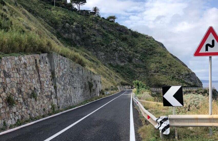 Gioiosa Marea, dissesto idrogeologico, si consolidano lavori sul versante Capo Schino