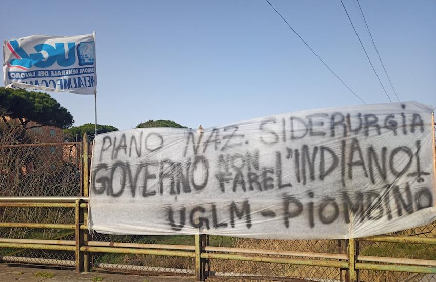 UGLM ringrazia i lavoratori che hanno aderito al Presidio organizzato questa mattina
