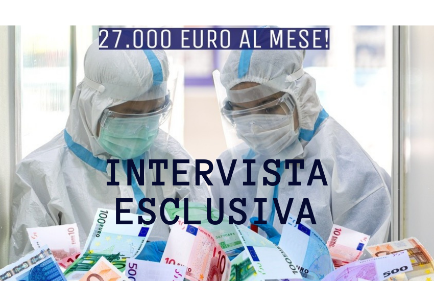 """Covid, maxi compensi ai medici catanesi: parla Giuseppe Liberti: """"Le tariffe non le faccio io. Lavoro 18 ore al giorno gratis"""""""