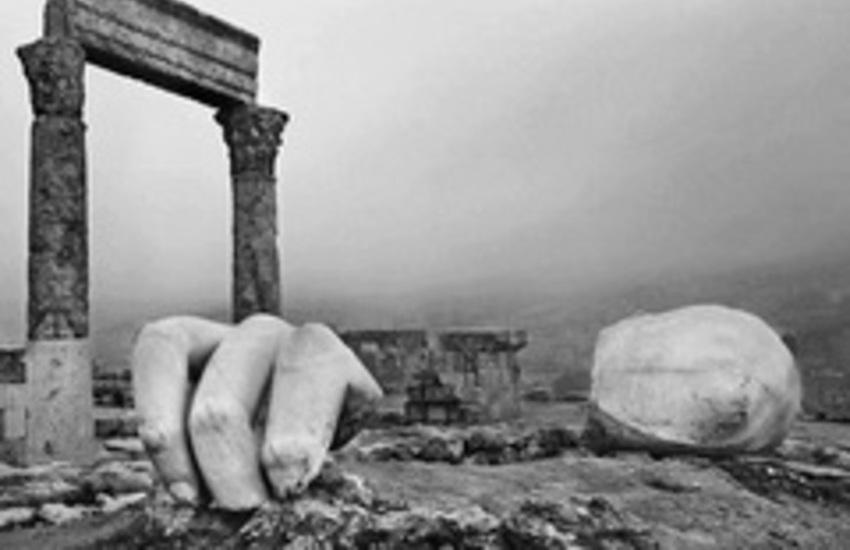 """Roma, museo Ara Pacis, la mostra """"Josef Koudelka. Radici. Evidenza della storia, enigma della bellezza"""""""