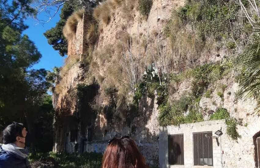 Villa di Monreale e Rocca di Marineo, via ad interventi di consolidamento