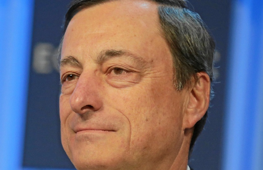 Draghi al Colle, i mercati apprezzano