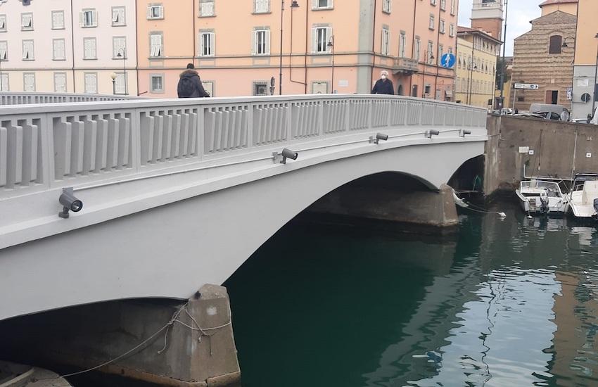Concluso l'intervento di recupero del Ponte della Venezia