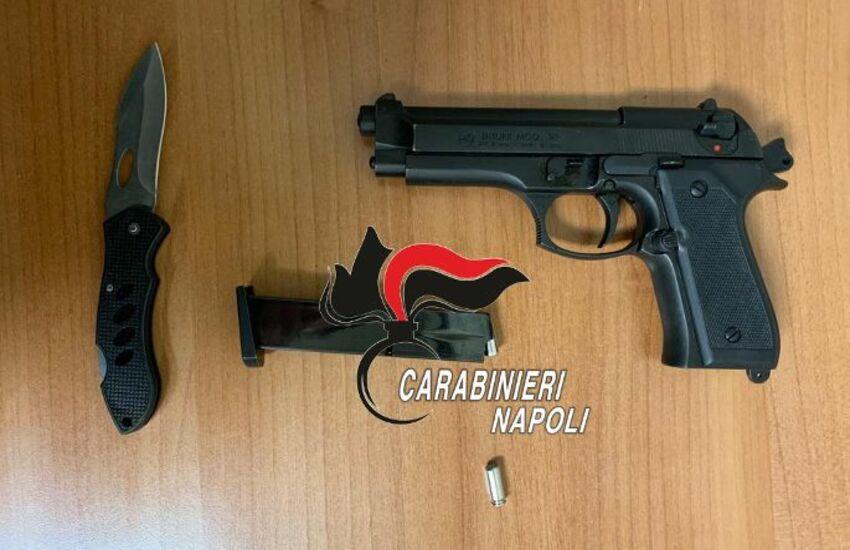 Brutale violenza a Ponticelli, colpisce l'ex compagna e la figlia minore con il calcio della pistola