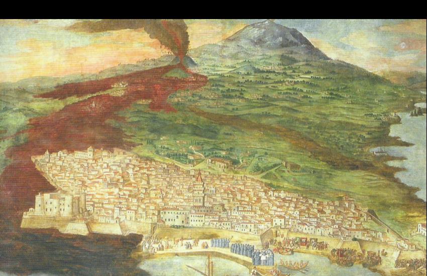 I 122 giorni dell'Etna, l'eruzione del 1669 che mise in ginocchio Catania