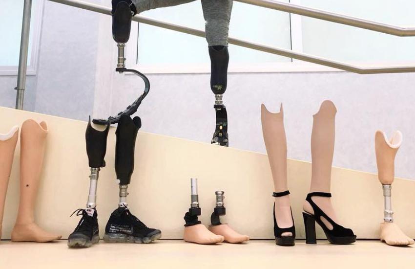 Bebe Vio e le nuove protesi Made in Budrio