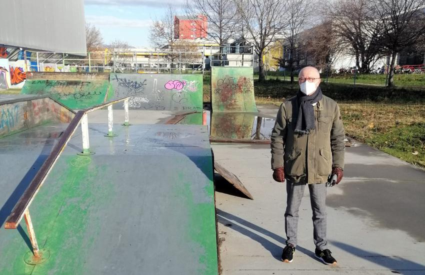 Skatepark Montebelluna: Imminente la riqualificazione