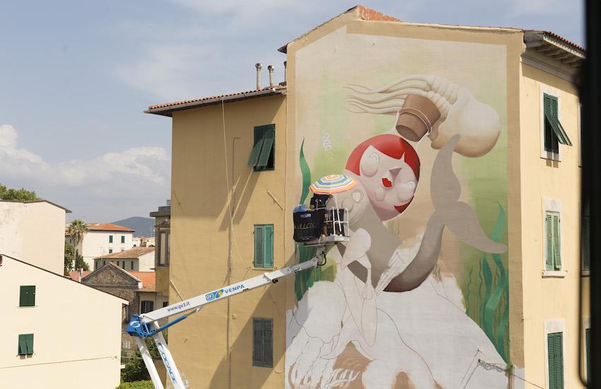 Riqualificazione Borgo Cappuccini, incontro alla ex Circoscrizione 2 e online