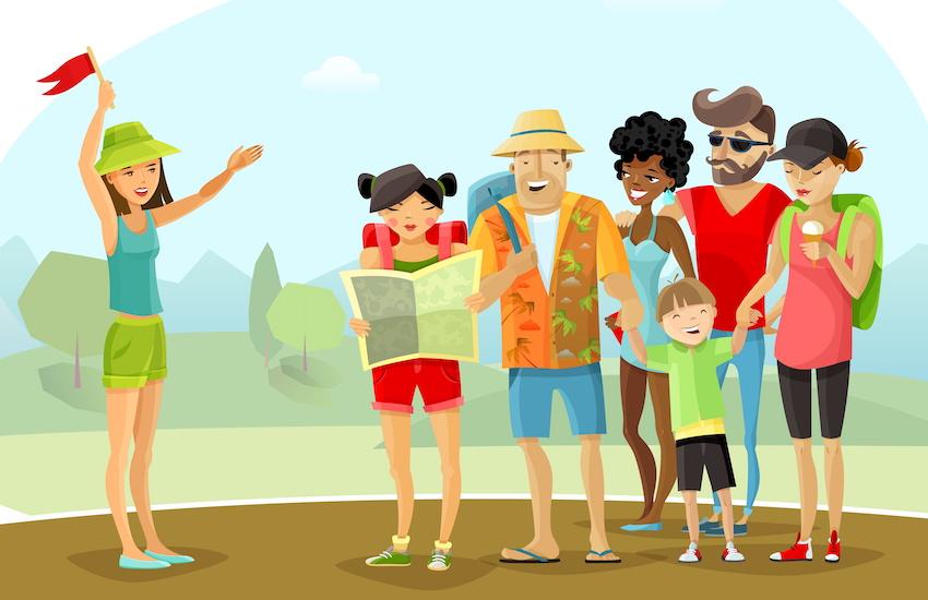 Emergenza Covid: stanziati contributi per gli accompagnatori turistici