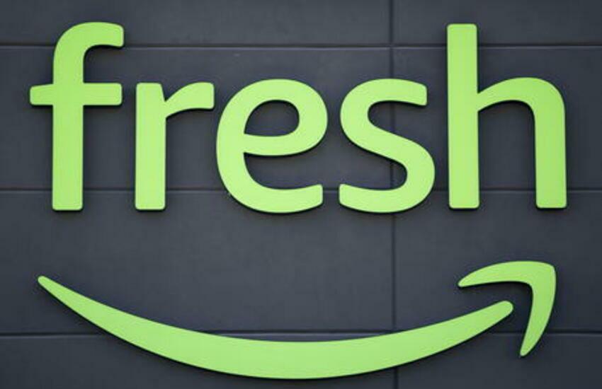 La consegna di Amazon Fresh arriva a Roma