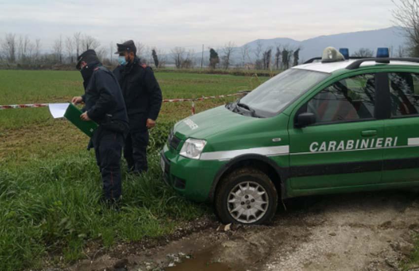 Opere edilizie abusive a Caiazzo. Sequestrato un fabbricato senza permessi