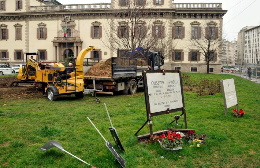 Milano, approvate linee di indirizzo per la gestione e manutenzione del verde