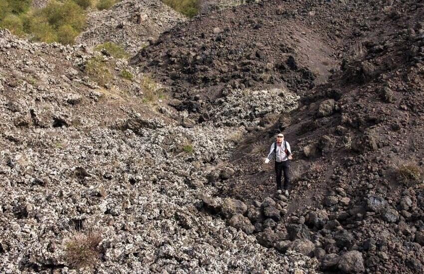 """Etna Sud, pronto l'itinerario didattico """"Monte Grosso – Monte Gemmellaro"""" – Foto gallery"""