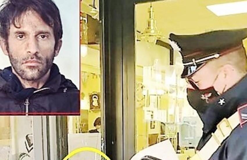 Misterbianco, arrestato ladro maldestro,  tenta la fuga dal pronto soccorso