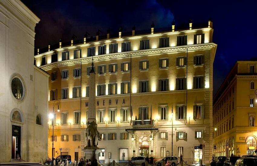 Roma, Arsenale compra l'hotel de la Minerve