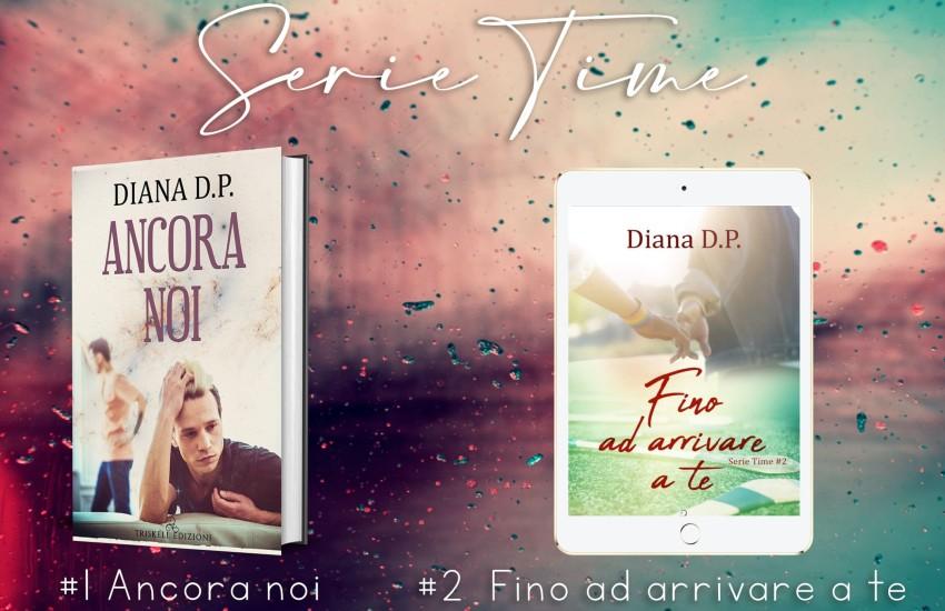 Diana DP, la scrittrice di Sezze che racconta l'amore