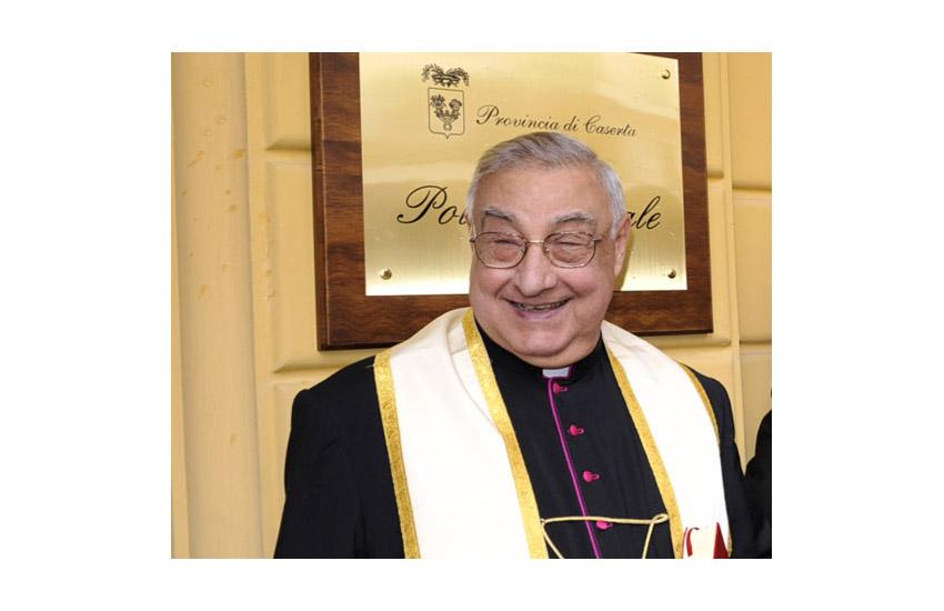 San Nicola La Strada, sabato 15 maggio la cittadinanza onoraria a mons. Pasquariello