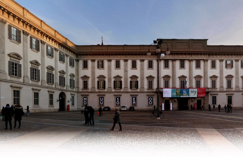 Milano, da oggi riaprono Palazzo Reale e tutte le mostre nelle sedi del Comune