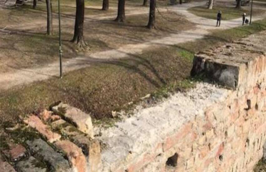 Treviso, giallo sui mattoni scomparsi delle Mura