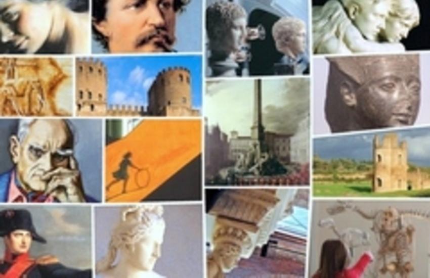 Roma, da oggi, 24 febbraio appuntamenti on line dai Musei Civici