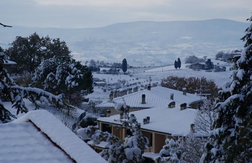 Tra domani e venerdì neve in città: attese nevicate tra zero e 100 metri sul livello del mare