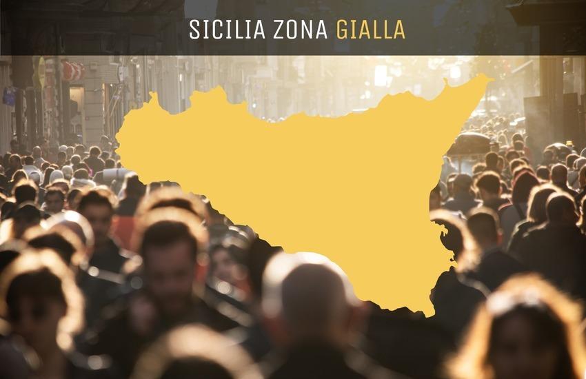 """Covid 16 febbraio in Sicilia, raddoppiati i contagi in 24 ore. Nell'Isola, da ieri, vaccinati """"solo"""" in 5283"""