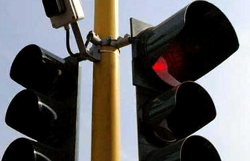 t-red semaforo