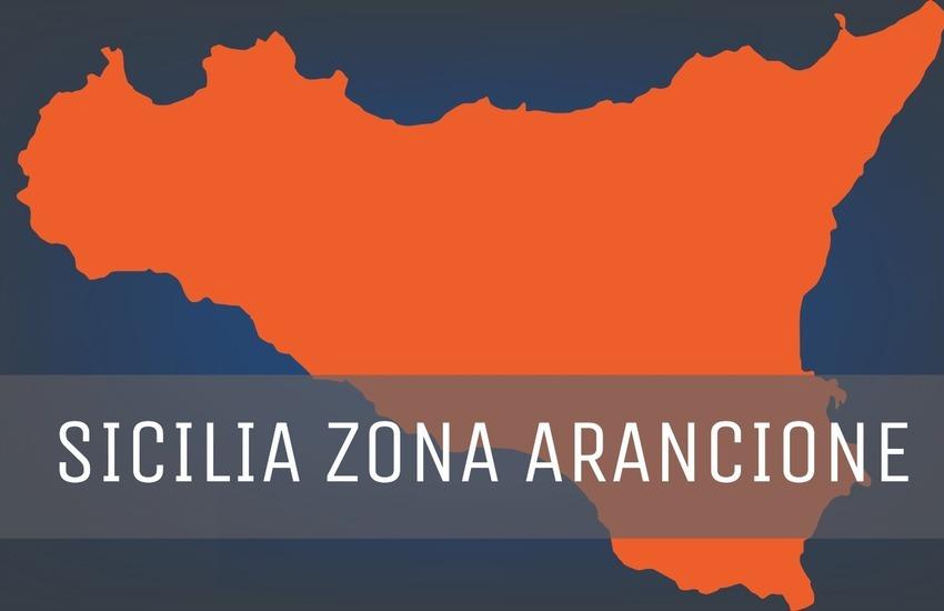 """Sicilia, da domani Palermo in """"arancione"""", restano in """"rosso"""" 24 Comuni"""