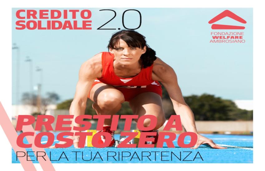 Milano: 'Credito solidale 2.0', la nuova iniziativa a sostegno di famiglie e cittadini