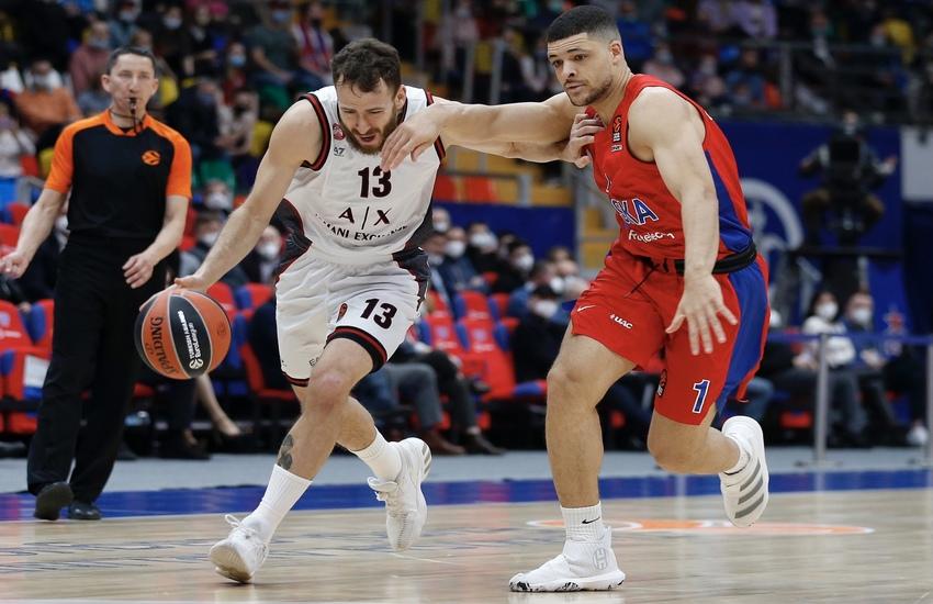 Basket: Eurolega, impresa Olimpia Milano a Mosca vale il secondo posto