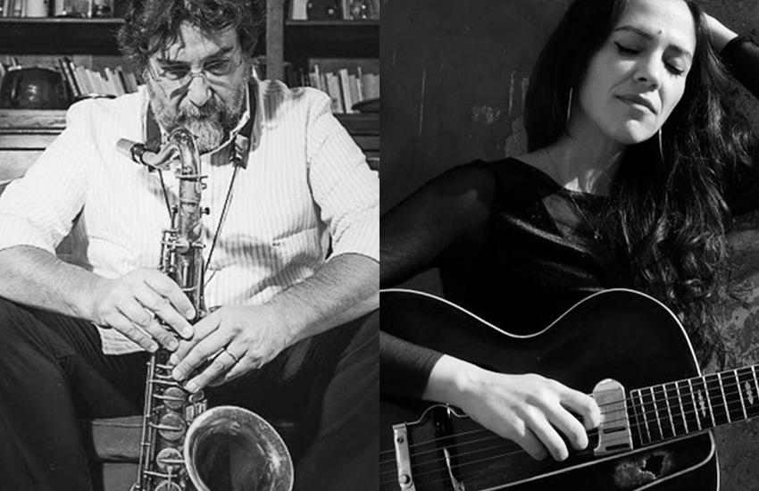 """Count Basie Jazz Restart"""": 100 Birds Emanuele Cisi ed Eleonora Strino online"""