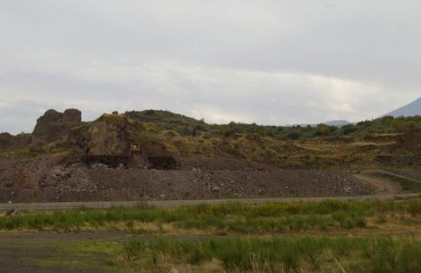 Biancavilla, bonifica amianto di Monte Calvario, a breve partono i lavori