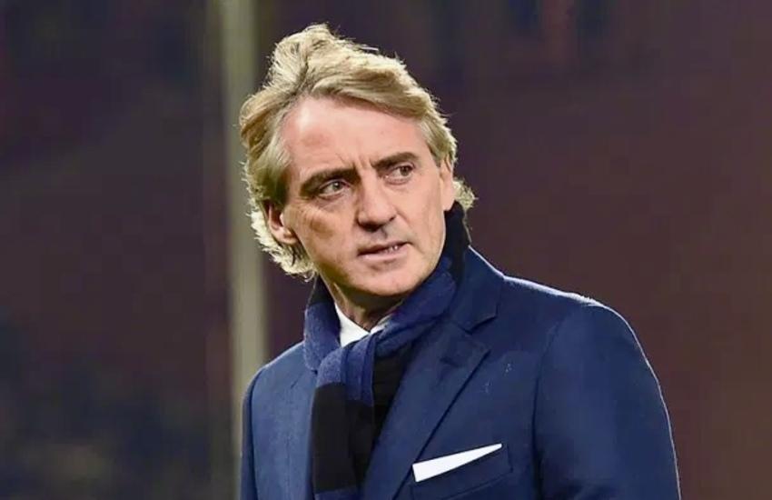 Calcio: Roberto Mancini ambassador della moda italiana
