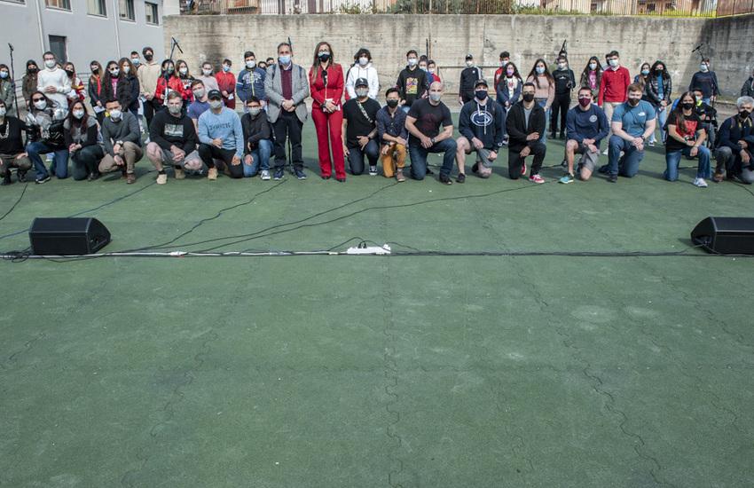 Palagonia, un progetto tra la base di Sigonella e gli studenti della Gaetano Ponte