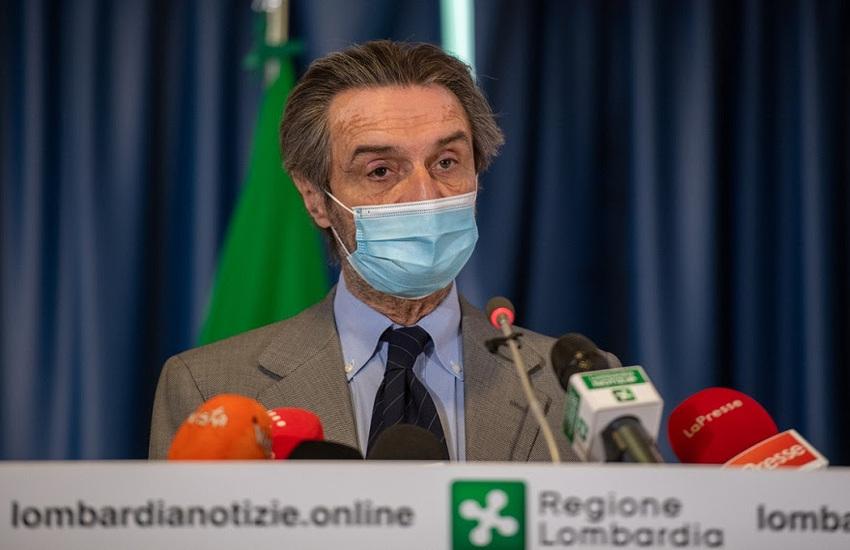 Lombardia: Autoriciclaggio, indagato il presidente Attilio Fontana
