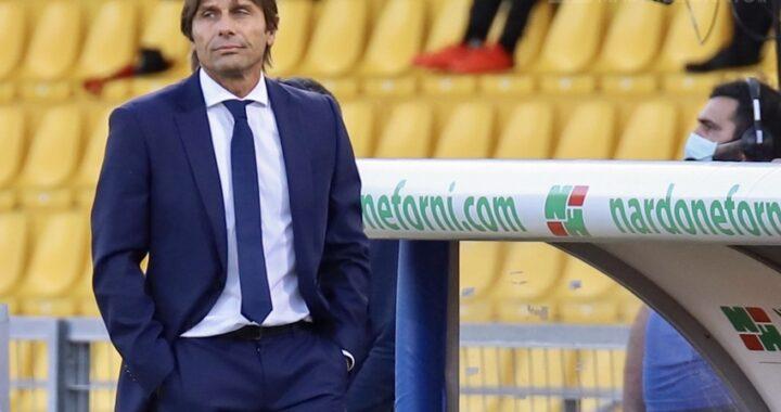 Inter: Conte, 'Da qui alla fine ci sarà tanta pressione'