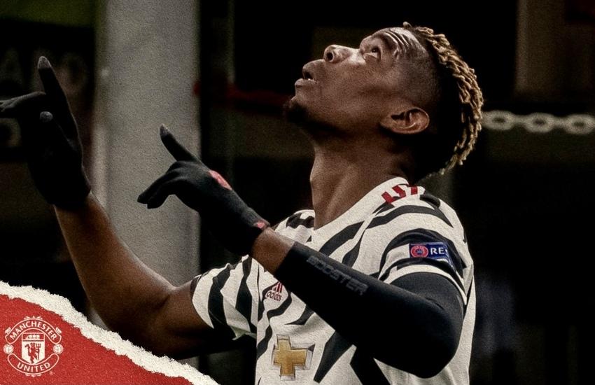 Europa League: Pogba gela il Milan, Manchester Utd ai quarti