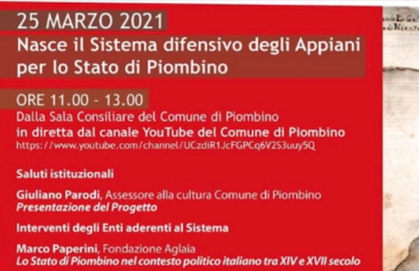 Nasce la rete del Sistema difensivo degli Appiani per lo Stato di Piombin