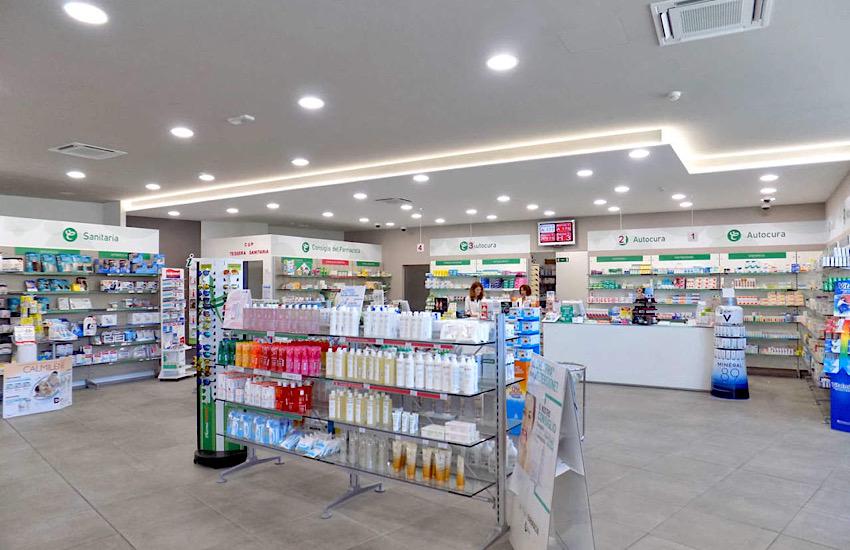 Da sabato 13 marzo il servizio notturno sarà effettuato dalla Farmacia comunale di La Rosa