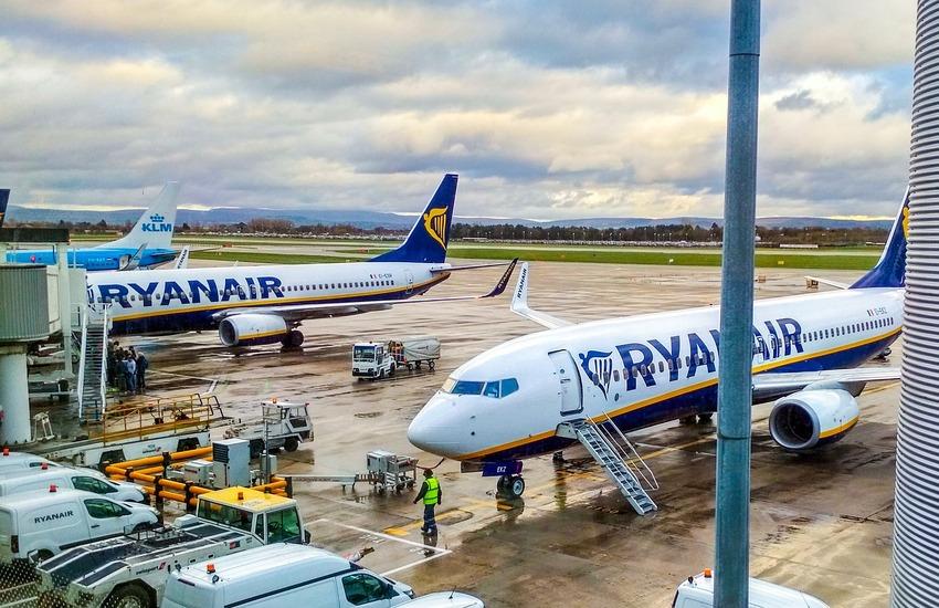 Ryanair: Nuovi investimenti sullo scalo di Orio al Serio