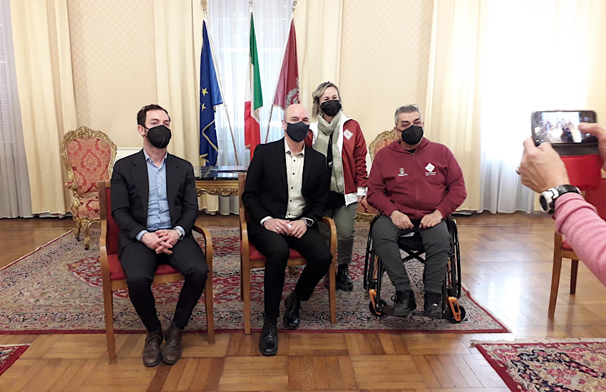 Sport paralimpici: a Livorno due importanti iniziative dell'associazione TDS