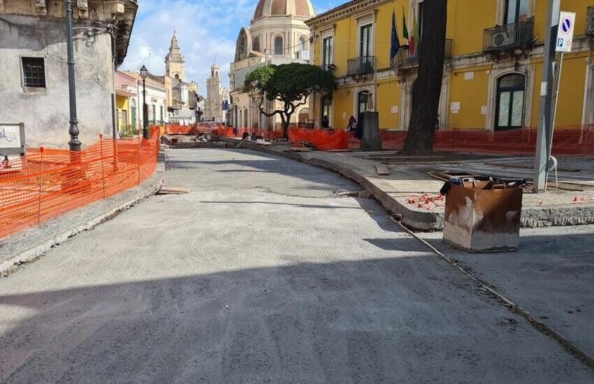 Aci Sant'Antonio, finanziata riqualificazione centro storico