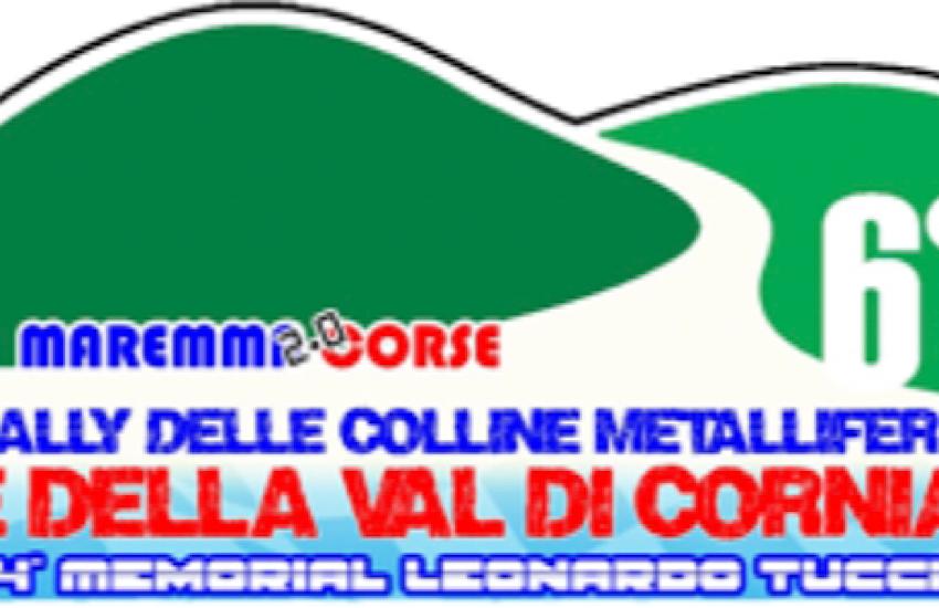 """Il 6° Rally Colline Metallifere e Val di Cornia """"scalda"""" i motori"""