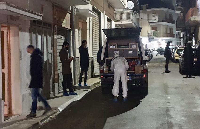 Taranto: Uccide moglie e suocera e poi fugge