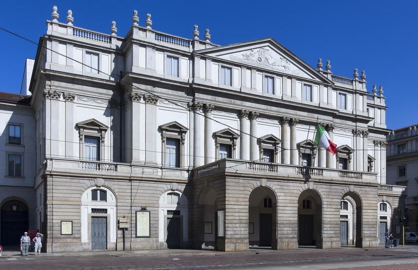 Milano: Focolaio covid alla Scala, più di 50 positivi