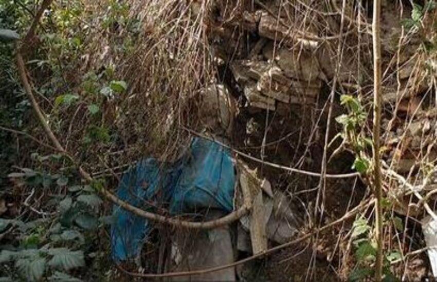 Ex Casilino 900, spuntano colline di rifiuti tossici